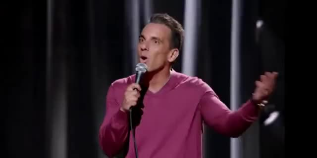 Watch and share Taking A Lonely | Sebastian Maniscalco: Aren't You Embarrassed GIFs on Gfycat