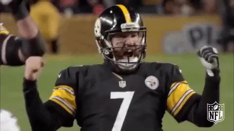 Watch and share Steelers Ben GIFs on Gfycat