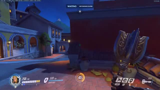 Watch 2018-10-31 00-16-16 GIF on Gfycat. Discover more ana, mei, overwatch GIFs on Gfycat