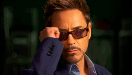 Watch and share Robert Downey Jr Tony Stark Gif GIFs on Gfycat
