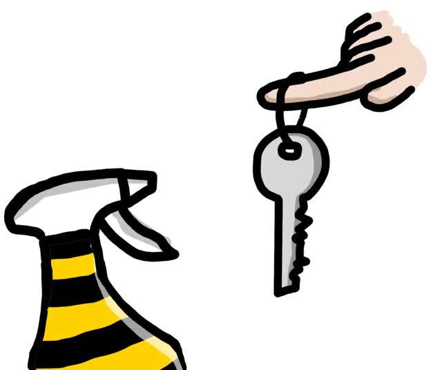 Watch and share Keys GIFs by Beeline Russia on Gfycat