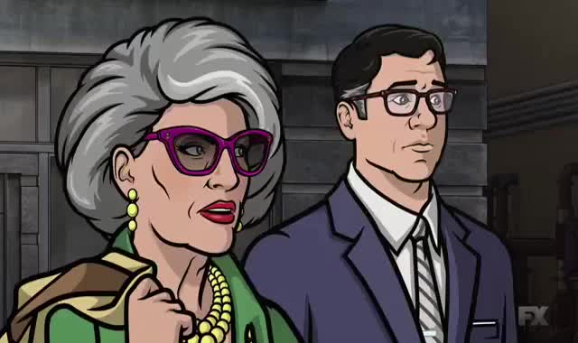 Watch Deadly Velvet: Part 1 GIF by TheBlindAndDeafNinja (@nohandlebars87) on Gfycat. Discover more ArcherFX, Makemeagif GIFs on Gfycat