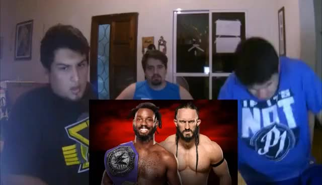 Watch and share ROYAL RUMBLE LIVE REACTIONS!!! GIFs on Gfycat