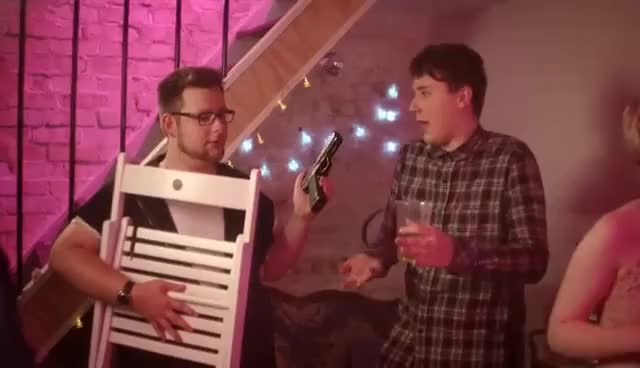 Watch First Contact (feat. Daniel Howell) GIF on Gfycat. Discover more related GIFs on Gfycat