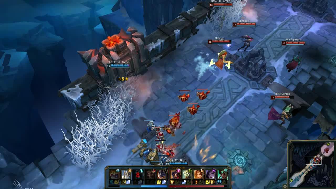 League of Legends, Draven ARAM Penta GIFs