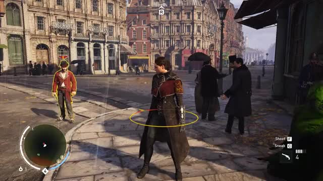 Assassin's Creed  Syndicate 12 OCT 2016