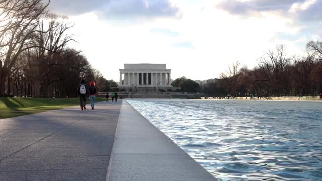 Watch and share Reflecting Pool GIFs by Nick Joseph on Gfycat