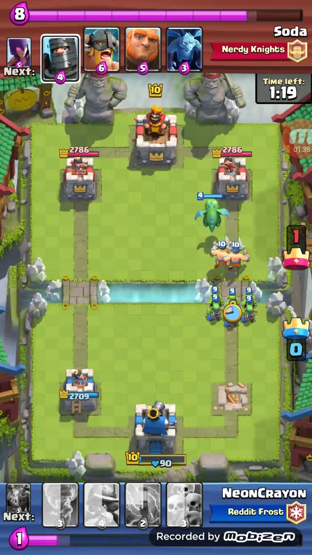 Watch and share Clashroyale GIFs by Calvin Wu on Gfycat