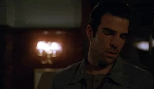 Watch and share Zachary Quinto GIFs on Gfycat