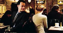 Watch and share Tom Hanks GIFs and Meg Ryan GIFs on Gfycat