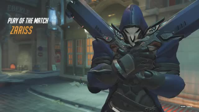 Watch and share Overwatch GIFs and Reaper GIFs by zariss on Gfycat