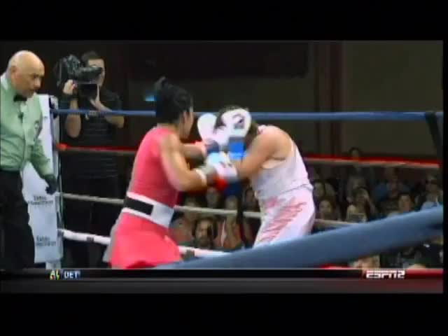 Watch Woman boxer goes crazy, eats punches with hands down GIF by PM_ME_STEAM_K3YS (@pmmesteamk3ys) on Gfycat. Discover more related GIFs on Gfycat