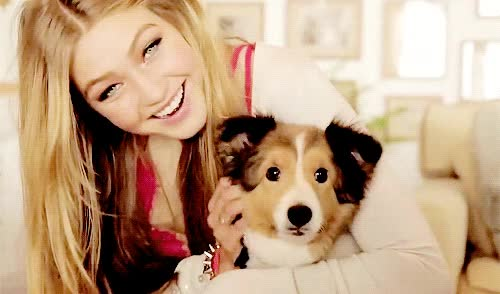Watch and share Gigihadid GIFs and Model GIFs by Reactions on Gfycat