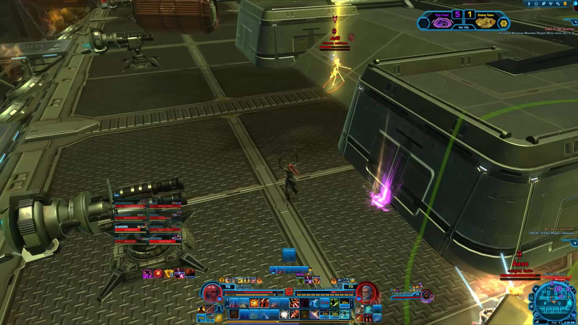 SWTOR PvP - This is mine GIFs