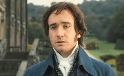 Watch and share Pride And Prejudice GIFs and Fitzwilliam Darcy GIFs on Gfycat