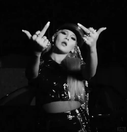 Watch this middle finger GIF on Gfycat. Discover more 2ne1, Lee Chaerin, cl, cledits, diplo, dr pepper, myedit GIFs on Gfycat