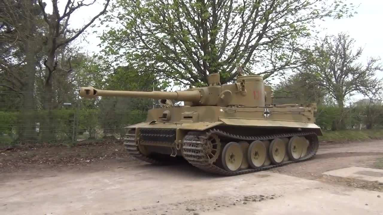 TankPorn, destroyedtanks, noisygifs, Careful with the throttle, we only have one of these left! (reddit) GIFs