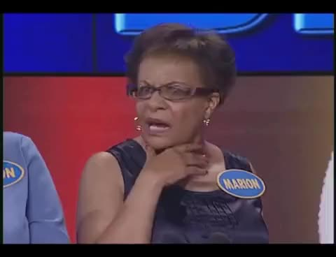 Watch and share Familyfeud GIFs and Appalled GIFs on Gfycat