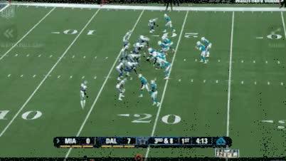 Watch and share Preseason Blitz: Dak Prescott's Stellar Outing Overshadows Tony Romo's Sharp Return | NFL | Sporting News GIFs on Gfycat