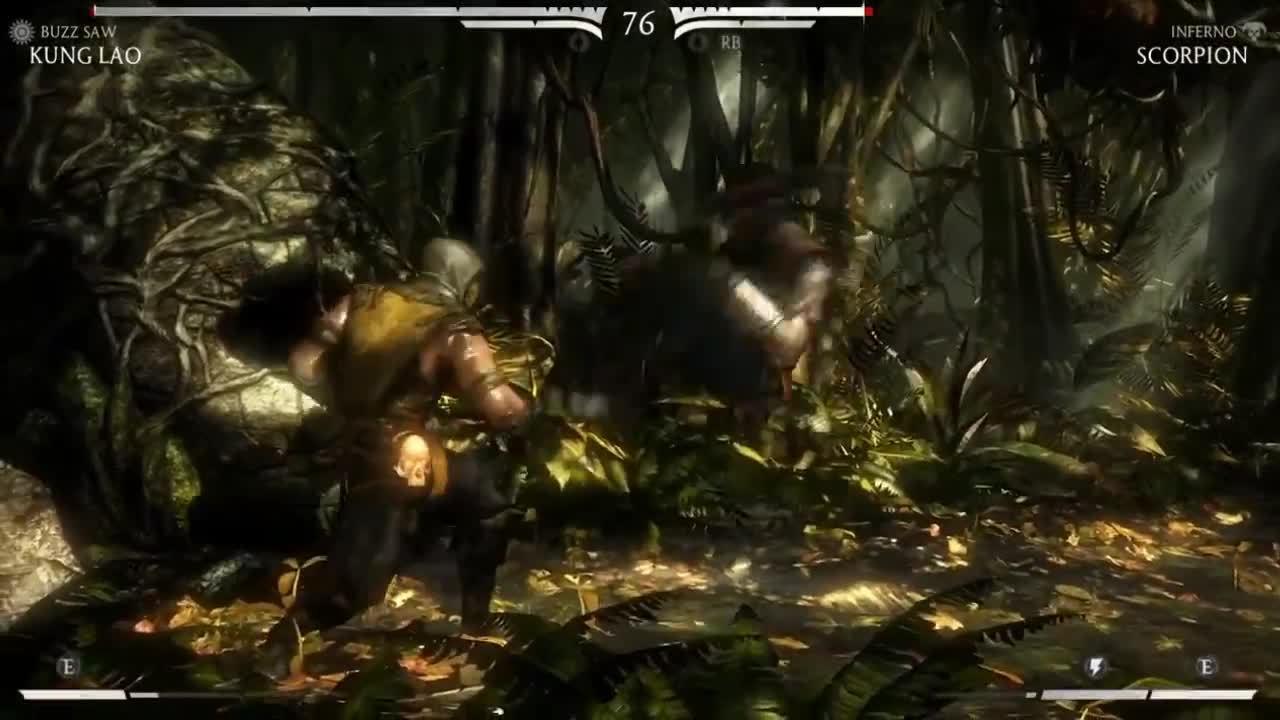 mortalkombat, Incredible 40% Inferno Scorpion Kombo by MIT (reddit) GIFs