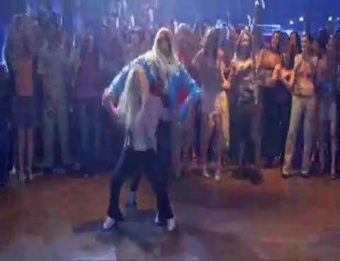 Filmmaker, reel, White Chicks dance off GIFs