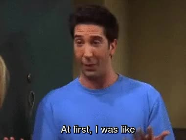 Watch this friends GIF on Gfycat. Discover more friends, ross geller GIFs on Gfycat