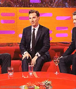 Watch and share Graham Norton Show GIFs and Pom Interview GIFs on Gfycat