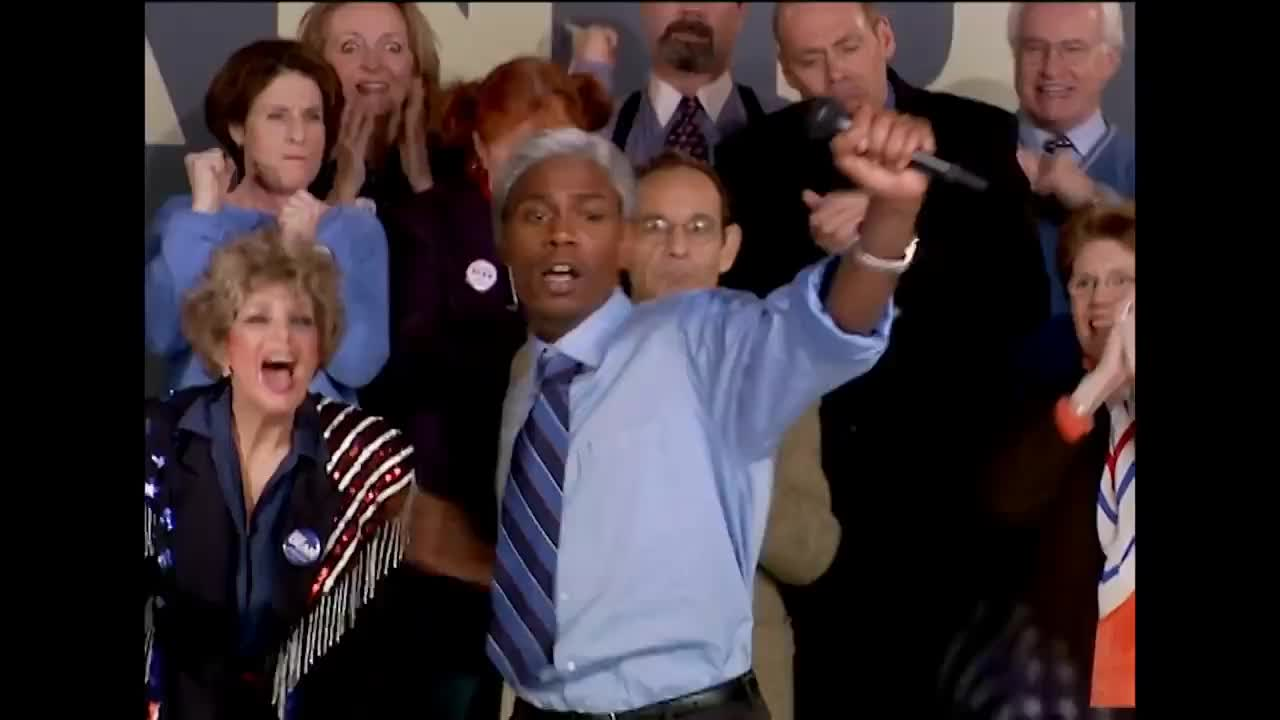 Show, chappelle, comedian, comedians, comedy, democrats, midterms, politics, republicans, tv, Chappelle's Show's Best Political Sketches - Chappelle's Show GIFs