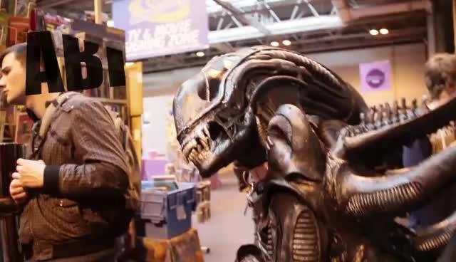 Alien, Abi GIFs