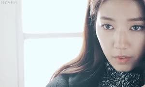 Watch and share Park Shin Hye ForBruno Magli F/W Collection 2015 GIFs on Gfycat