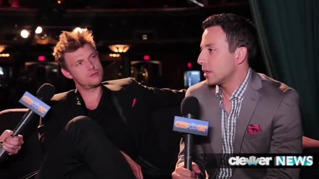 Watch Backstreet Boys Interview - Nick Carter and Howie Dorough Talk Growing Up! GIF on Gfycat. Discover more celebs, nick carter GIFs on Gfycat