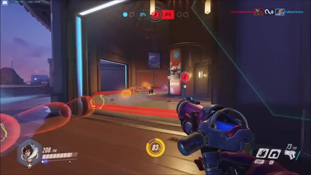 Watch and share Overwatch GIFs by Josh on Gfycat