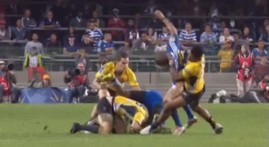 Watch rugby GIF on Gfycat. Discover more related GIFs on Gfycat