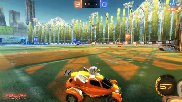 Watch Rocket League - Comforting My Opponent Over Their Loss GIF by @ibenparry on Gfycat. Discover more rocketleague GIFs on Gfycat