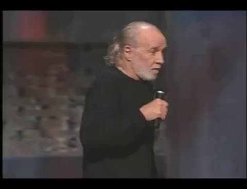 Watch and share George Carlin - Germs, Immune System GIFs on Gfycat