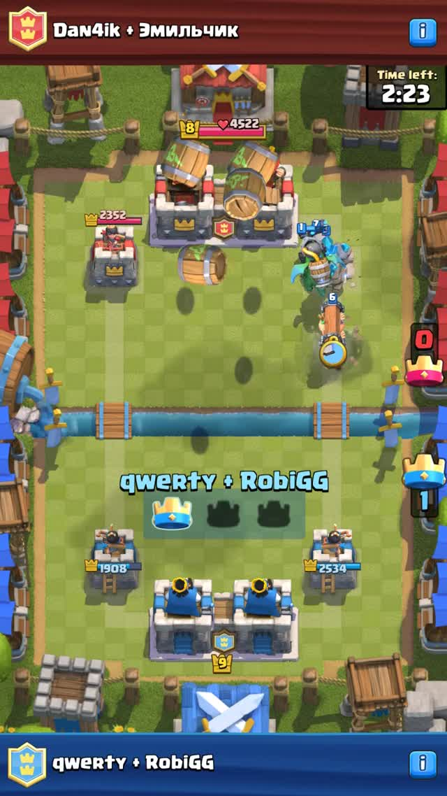 Watch and share Goblin Barrel GIFs and Clash Royale GIFs on Gfycat