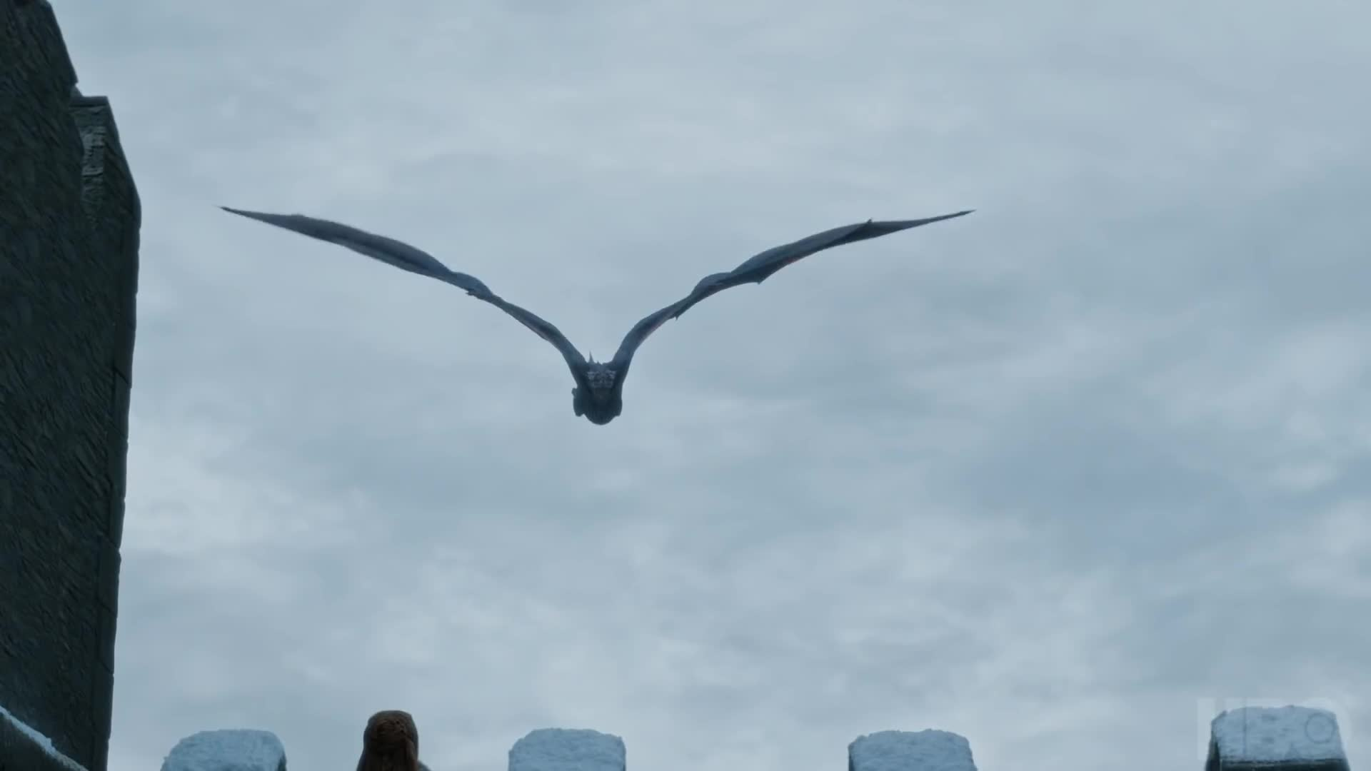 dragon, game of thrones, gameofthrones, hbo, season 8, sophie turner, television, Dragons Winterfell Game of Thrones GIFs