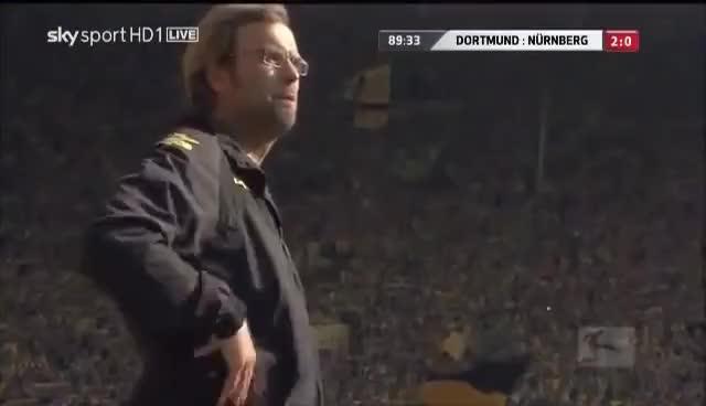 Watch and share Borussia Dortmund GIFs and Jurgen Klopp GIFs on Gfycat
