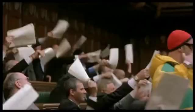 Watch and share Ali G Parliament GIFs on Gfycat