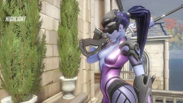 Watch and share Widowmaker GIFs and Highlight GIFs by gulfow on Gfycat