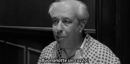Watch and share Federico Fellini GIFs and Mario Conocchia GIFs on Gfycat