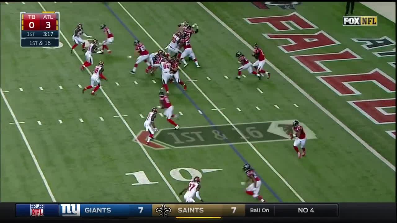 sp:li=nfl, sp:st=football, sp:vl=en-us, Buccaneers vs. Falcons | Week 8 Highlights | NFL GIFs