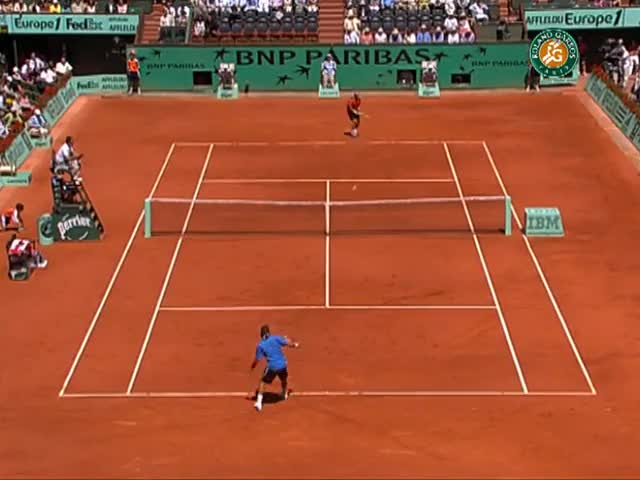Watch and share Fed Nalbandian RG 2006 GIFs on Gfycat