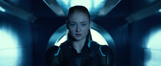 Watch this trending GIF on Gfycat. Discover more Sophie Turner, xmen GIFs on Gfycat