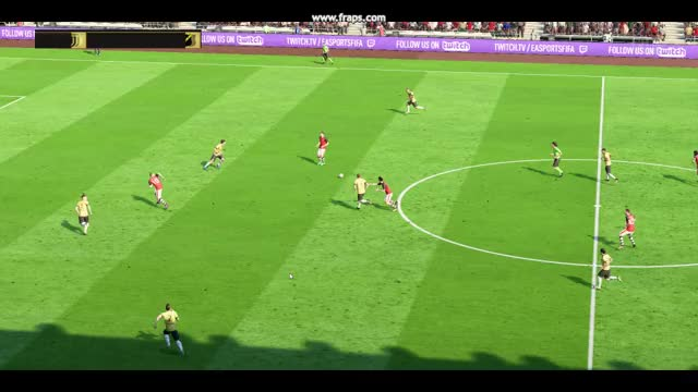 Watch FIFA18 2017-10-15 02-57-07-58 GIF on Gfycat. Discover more related GIFs on Gfycat