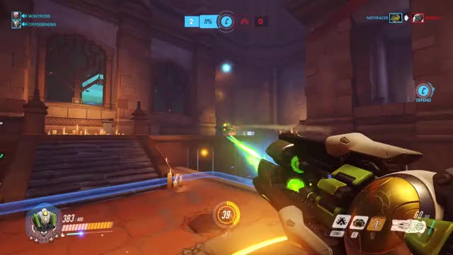 Watch Orisa GIF on Gfycat. Discover more Overwatch, geforcegtx, overwatch GIFs on Gfycat
