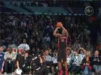 Watch and share Derozan Dunk GIFs on Gfycat