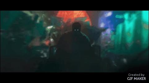 gifs, monsterhunter, movies, A Monster Calls GIFs