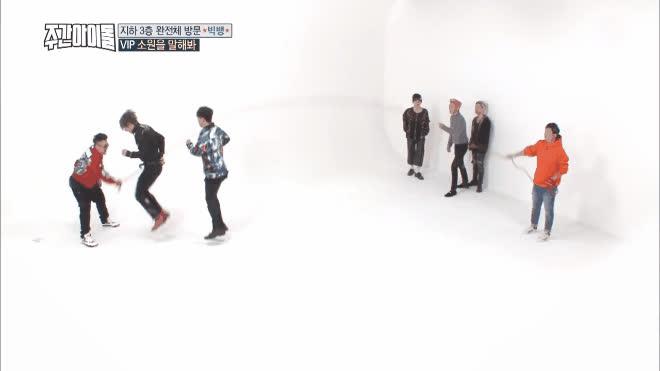Weekly Idol: BigBang bị đánh tơi tả vì không nhớ hết loạt vũ đạo thần thánh