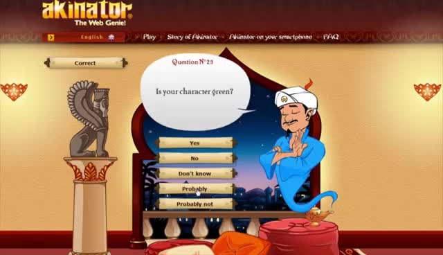 Watch and share Akinator GIFs and Furby GIFs on Gfycat